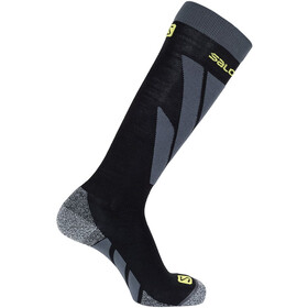 Salomon S/Access Calcetines Pack de 1 Hombre, black/forged iron
